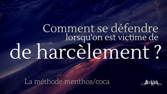 Harcèlement : la méthode du volcan du menthos et du coca pour ne pas exploser de colère et apaiser la situation