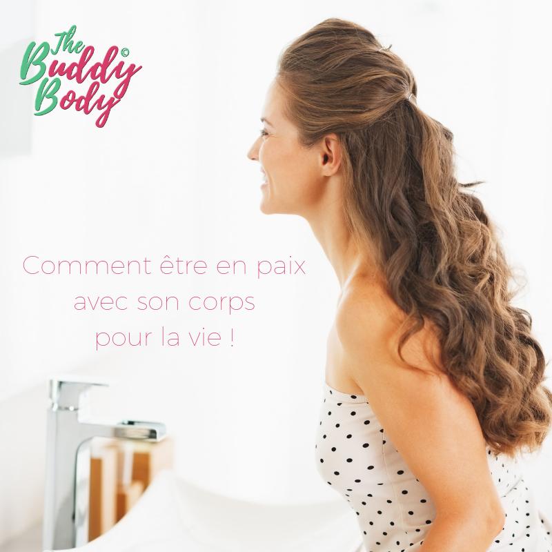 s'aimer dans le miroir et ne plus se soucier du summer body #BodyPositive