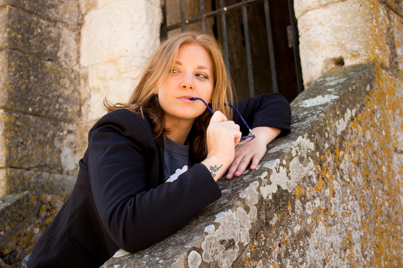 Alice Kara lunettes coach de vie vulnérabilité
