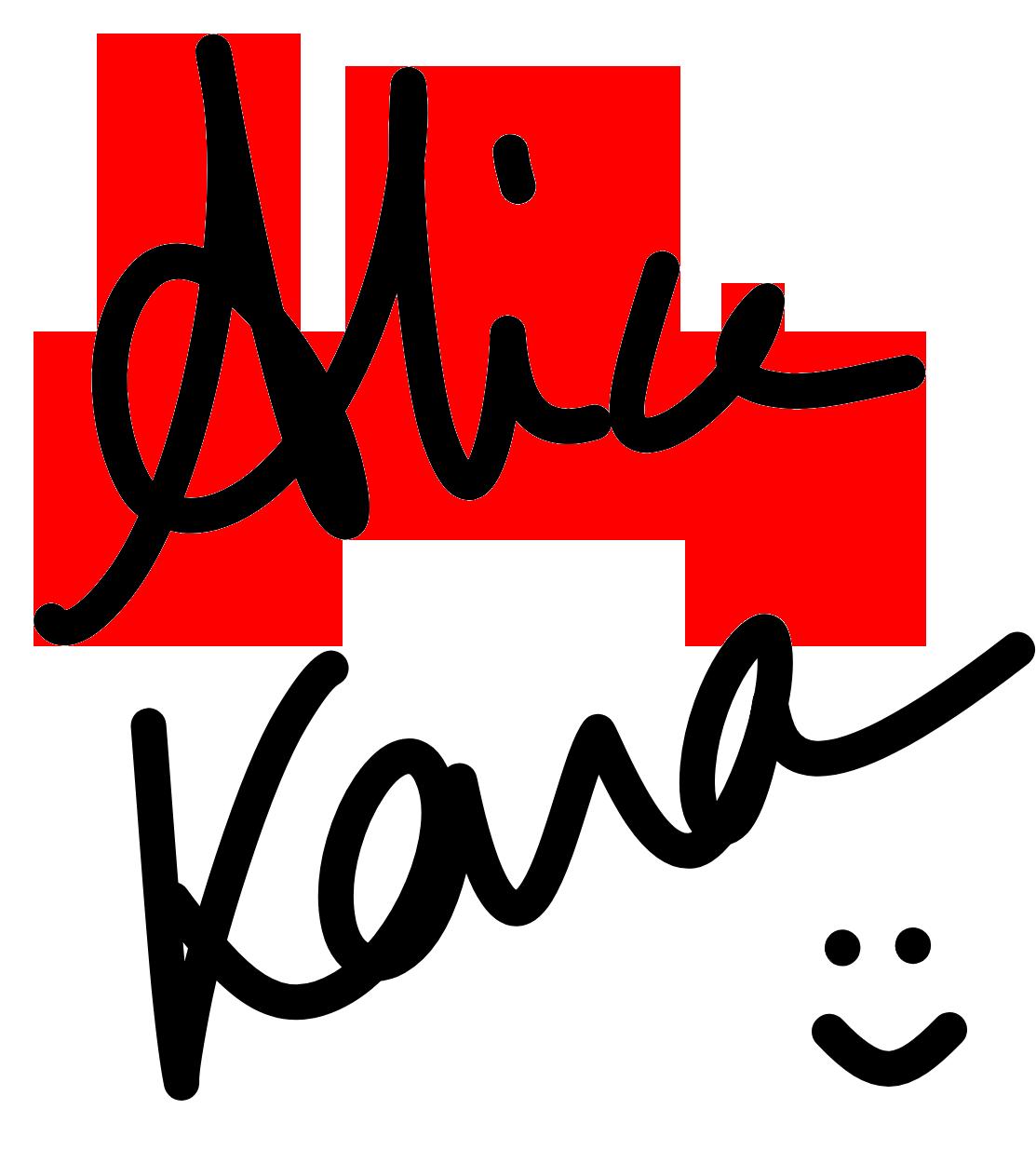 Alice Kara autographe